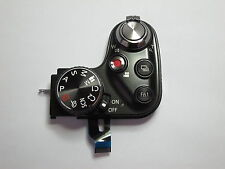 Repair Part For Panasonic Lumix DMC-FZ200 Top Cover Shutter Button Mode Dial New