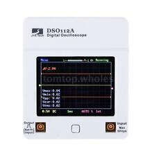 DSO112A Handheld Digital Storage Oscilloscope TFT Touch Screen 2MHz 5Msps O8D1