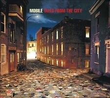 Mobile:Tales From the City,Digipak 2008, Universal Music,NOT a Digital Download