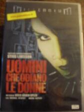 """DVD """" UOMINI CHE ODIANO LE DONNE """"  S. LARSSON"""