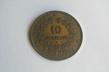 10 CENTIMES TYPE CERES 1872 A SUP