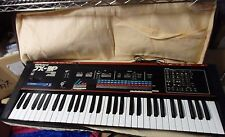 ROLAND JX-3P Synthesizer/Keyboard w/bag   as is   International Shipping!