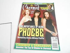 FEB/MARCH 2005 CHARMED vintage tv show magazine