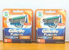 Gillette Fusion Proglide Power flexball Razor Refill Cartridges 8 X 2[16-Blades]