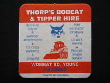 THORP'S BOBCAT & TIPPER HIRE WOMBAT RD YOUNG COASTER