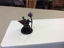 D&D miniatures 1x x1 Drow Archmage Rage of Demons NM