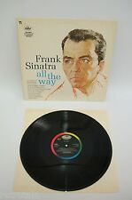 Frank Sinatra - All The Way | Capitol 1984 | VG+ / VG+ | Cleaned Vinyl LP