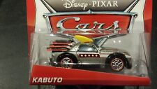 DISNEY PIXAR CARS KABUTO 2014 SAVE 5% WORLDWIDE FAST SHIP