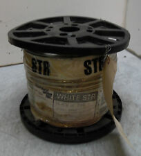 NEW Republic Wire 2500' Spool of White Stranded 14 MTW / THHN / THWN-2