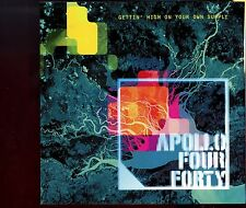 Apollo Four Forty / Gettin' High On Your Own Supply