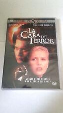 """DVD """"LA CARA DEL TERROR"""" PRECINTADA JOHNNY DEPP CHARLIZE THERON"""