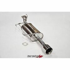 Tanabe T70175A Medalion Touring 100mm Tip Axle-Back Exhaust for 2013-2015 Sentra