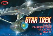 Polar Lights [PLL] 1:1000 Enterprise NCC-1701 Plastic Model Kit PLL820