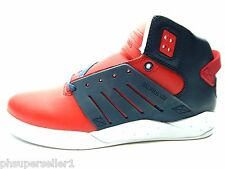 SUPRA SKYTOP III RED NAVY WHITE MEN SHOES SIZE 11