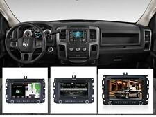 20CD BT Autoradio GPS Satnav DVD Headunit For Dodge Ram 1500 2500 3500 2013-2016