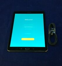 Samsung Galaxy Tab S2 SM-T813 32GB Wi-Fi 9.7in Black (Latest Model)