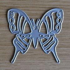 Metal Cutting Die - Large BEAUTIFUL BUTTERFLY Insect (Butterflies)