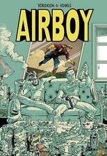 AIRBOY DELUXE EDITION HARDCOVER Image Comics James Robinson Greg Hinkle HC