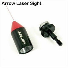 Hunting Red Laser Sight Tactical Arrow Laser Bore Sight Collimator Rifle Scope