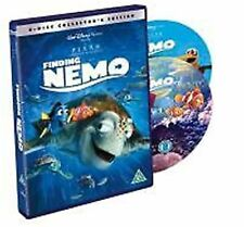 Finding Nemo (2 Disc Collector's Edition) [DVD] [2003] Albert Brooks, Ellen NEW