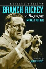 Branch Rickey: A Biography-ExLibrary