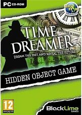 TIME DREAMER Hidden Object PC Game CD-ROM NEW