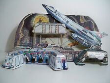D1036523 MISSILE COMMAND HEADQUARTERS G.I. JOE COBRA 1982 SEARS EXCLUSIVE