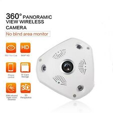 Fish Eye 360 degree IP camera WIFI Camera Night Vision