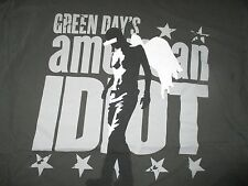 Retro GREEN DAY AMERICAN IDIOT (LG) T-Shirt Billy Joe Armstrong
