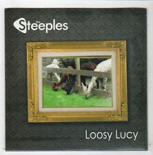 (FZ38) The Steeples, Loosy Lucy - 2008 unopened CD