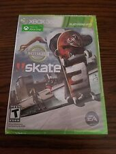 Brand New Factory Sealed  Skate 3 For Microsoft Xbox 360 PH game plays on xbox 1