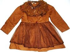 Girls Summer Tule Coat size 98/104