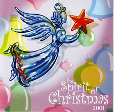 The Spirit Of Christmas 2001 CD-Cotton Keays Morris/AMOROSI/Paul Kelly/CRUEL SEA