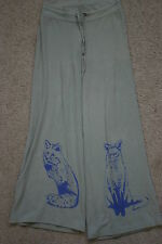 Wildfox fox Toile Sweatpants lounge Sweats