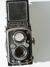 Rolleiflex Automat Model 1 TLR Camera with Carl Zeiss Jena Tessar 3.5/75mm Lens