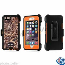 New OEM Otterbox Defender Series Realtree Max Blaze Case for Apple iPhone 6/6S