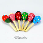 CUB Wooden Ball Kids Toys Percussion Musical Instruments Sand Hammer Hot Sale