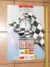 Poster 1992 ADAC 24h Rennen Nürburgring Winner BMW M3 Cecotto Danner Duez DTM