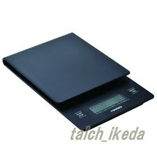Hario Coffee Drip Scale/Timer V60 VST-2000B Black from Japan New