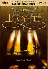 LES MYSTERES DE L'EGYPTE /*/ DVD CULTURE NEUF/CELLO