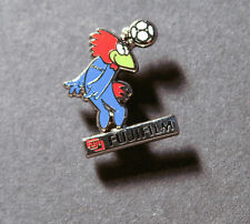 PIN FRANCE 98 FOOTIX FUJIFILM GLASIERT KOPFBALL   (AN832)