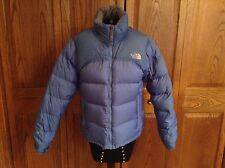 VGC! Women's The North Face 700 Down Blue Winter Coat Sz S/P