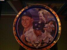 Mickey Mantel Collectible Plate - Hamilton Collection