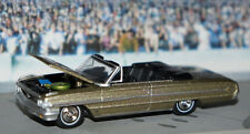 1964 64 FORD GALAXIE 500 XL CONVERTIBLE CAR 1/64 SCALE AW  AUTO WORLD COLLECTOR