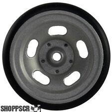 JDS US Mag Front Wheels, Glass Bead Finish