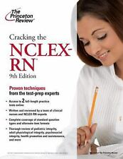 Cracking the NCLEX-RN, 9th Edition (Professional Test Preparation)