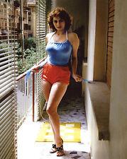 Sophia Loren Leggy 8x10 photo T3452