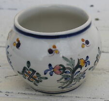 Vintage Hand Made in Portugal Small Pot Jar