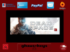 Dead Space 3 EA Origin Pc Key Game Download Code Neu Blitzversand