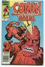 Conan Annual 9 NM- (1970) Marvel Comics  CBX1X